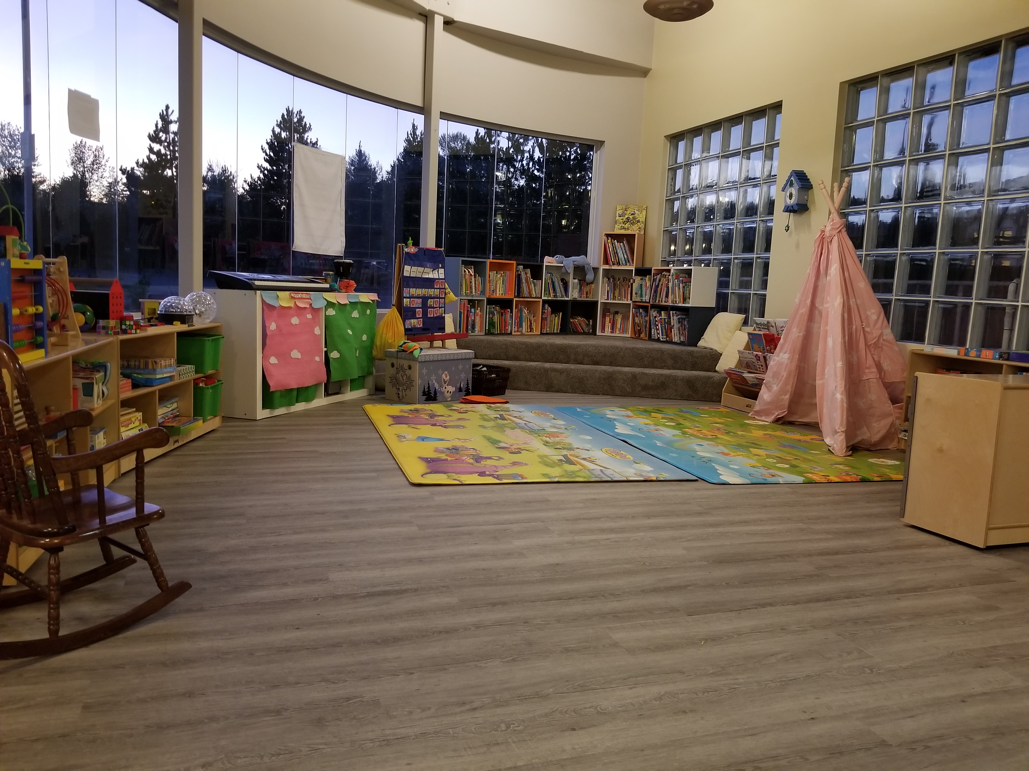 Preschool abbotsford main activity